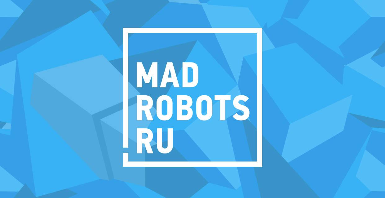 Madrobots Blog