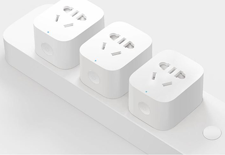 Умная Wi-Fi розетка Xiaomi Mi Smart Power Plug Socket New ZigBee