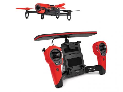 Квадрокоптер Parrot Bebop Drone + Skycontroller
