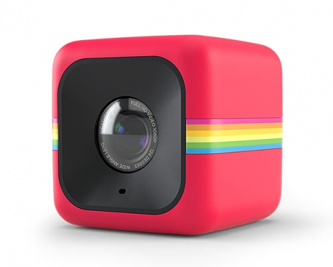 Экшн-камера Polaroid Cube от Madrobots