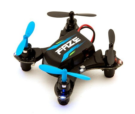 Квадрокоптер HobbyZone Faze RTF Ultra Small Quad V2 (HBZ8800) от Madrobots
