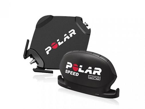 Датчик скорости Polar CS Speed Sensor W.I.N.D. и крепление Dual Lock для Polar CS500 от Madrobots