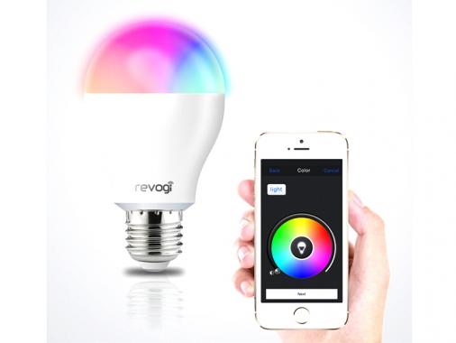 Умная лампа Revogi Wi-Fi от Madrobots