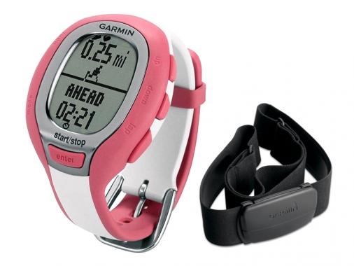 Спортивные часы Garmin Forerunner 60 c HRM (датчик пульса)
