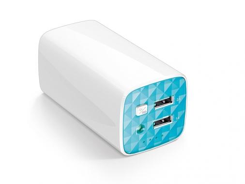 Внешний аккумулятор Power Bank TP-LINK TL-PB10400 от Madrobots