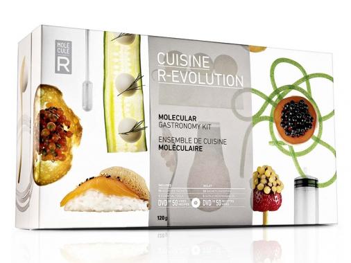 Набор для молекулярной кухни Molecule-R Cuisine R-Evolution Kit