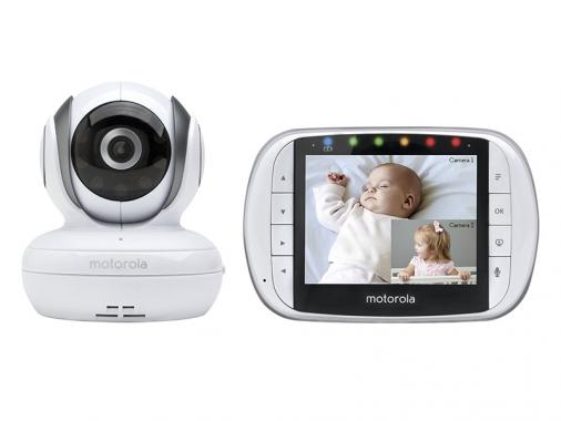 Видеоняня Motorola MBP36S от Madrobots