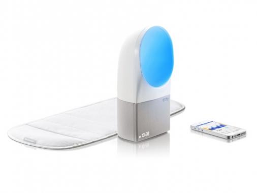 Система отслеживания сна Withings Aura от Madrobots