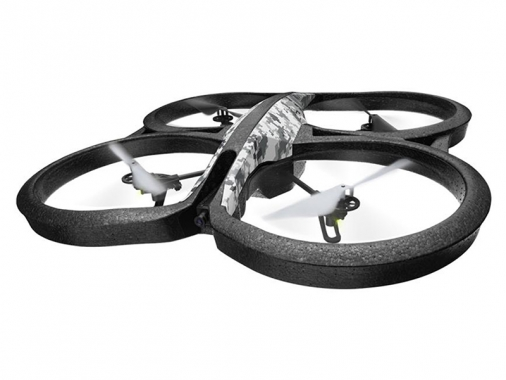 Квадрокоптер Parrot AR.Drone 2.0 Elite Edition от Madrobots