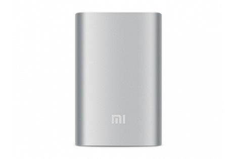 Внешний аккумулятор Xiaomi Mi Power Bank 10000 мАч от Madrobots