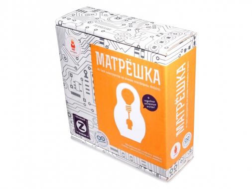 Матрешка Z – конструктор на основе платформы Arduino madrobots.ru 3990.000