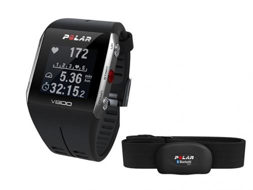 Спортивные часы Polar V800 c HRM от Madrobots