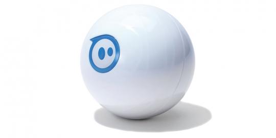 Роботизированный шар Orbotix Sphero 2.0 madrobots.ru 5990.000