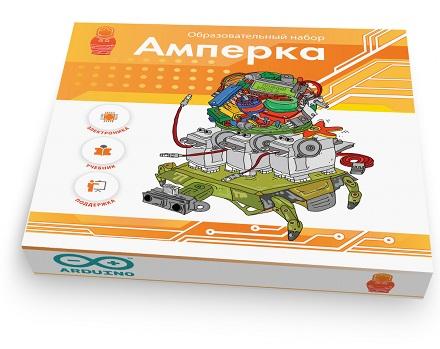 Образовательный набор «Амперка» от Madrobots