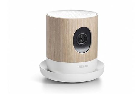 Домашняя беспроводная HD-камера Withings Home от Madrobots