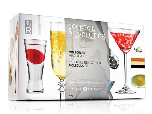 Набор для молекулярной кухни Molecule-R Cocktail R-Evolution
