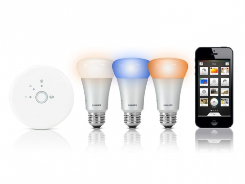 Набор Philips Hue Connected Bulb Starter Pack madrobots.ru 10990.000