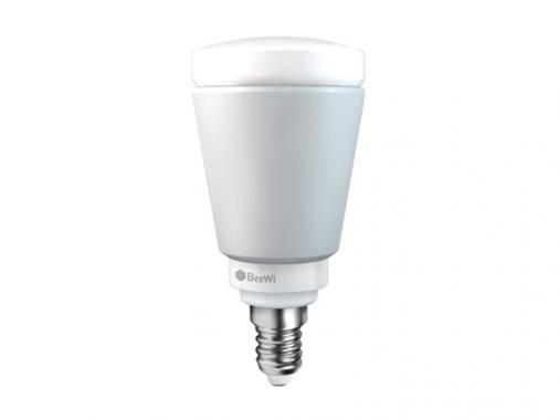 Управляемая светодиодная лампа BeeWi Bluetooth Smart LED Color Bulb 5 Вт E14 от Madrobots