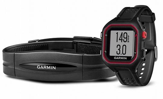 Спортивные часы Garmin Forerunner 25 с пульсометром