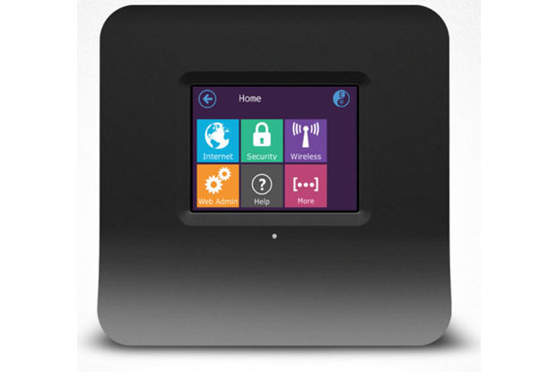 Роутер Almond Wireless Touch Screen Router (router+range extender)