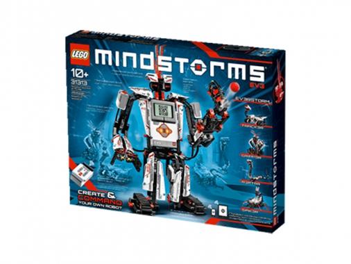 LEGO Mindstorms EV3 31313 домашняя версия