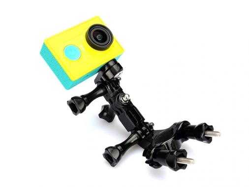 Держатель экшн-камеры Xiaomi Yi для велосипеда от Madrobots