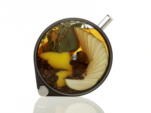 Дизайнерский чайник Porthole от Madrobots