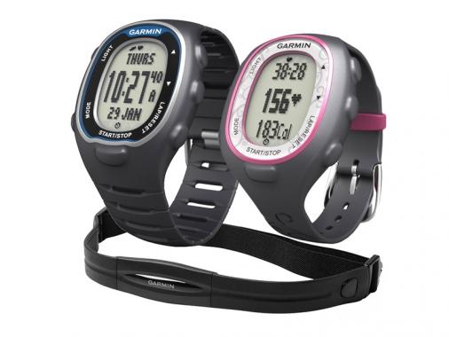 Спортивные часы Garmin Forerunner 70 c HRM (датчик пульса)