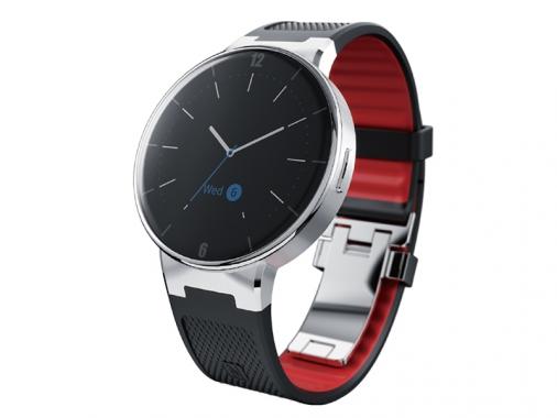 Умные часы Alcatel OneTouch Watch с пластиковым ремешком от Madrobots