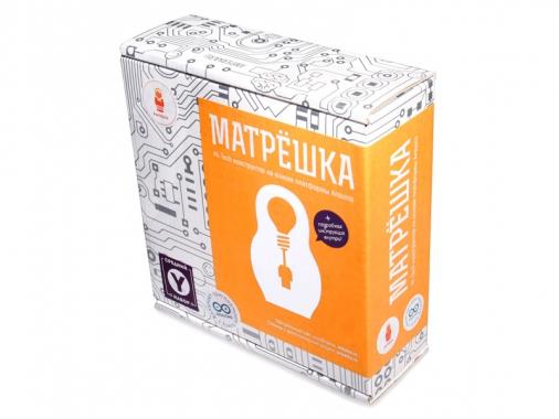 Матрешка Y – конструктор на основе платформы Arduino madrobots.ru 2990.000