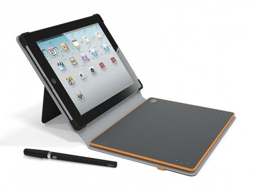 Обложка-блокнот для iPad iSketchnote от Madrobots