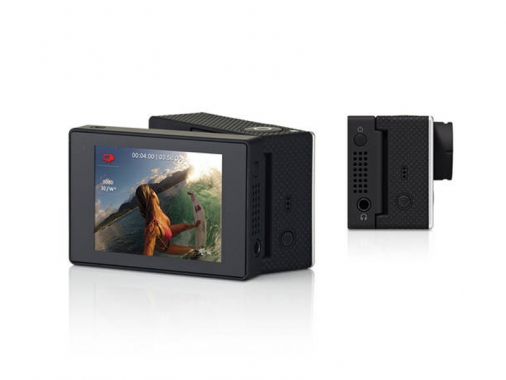 GoPro LCD Touch BacPac  –  LCD-экран с сенсорным управлением