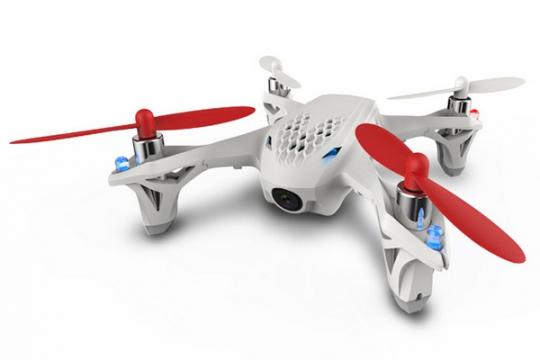 Квадрокоптер Hubsan FPV X4 mini от Madrobots