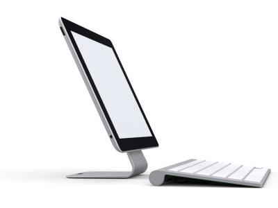 Подставка для планшетов диагональю 7 дюймов Slope от Madrobots