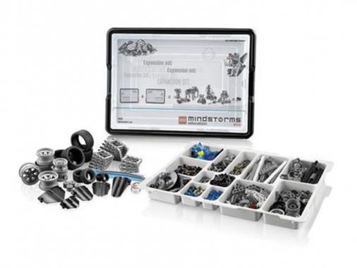 LEGO Mindstorms Education EV3 45560 ресурсный набор образовательная версия от Madrobots