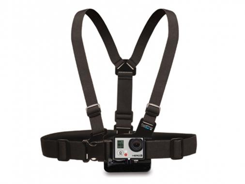 GoPro Chest Mount Harness – нагрудное крепление madrobots.ru 2390.000