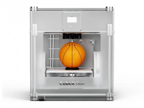 3D-принтер CubeX Duo от Madrobots