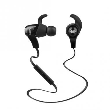 Беспроводная гарнитура Monster iSport Bluetooth Wireless In-Ear Headphones от Madrobots