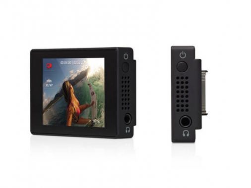 GoPro LCD Touch BacPac Limited Edition  –  LCD-экран с сенсорным управлением