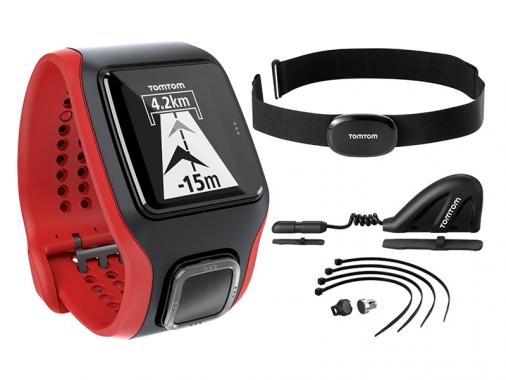 Спортивные часы TomTom Multi-Sport Cardio+HRM+CSS+AM от Madrobots