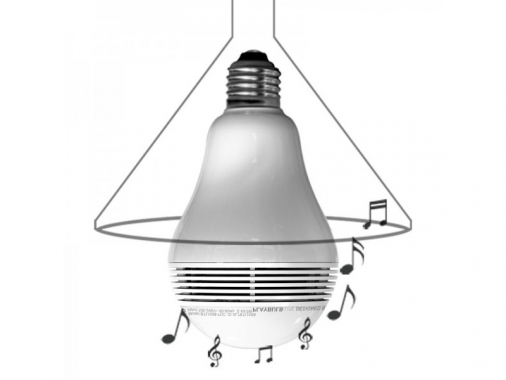 Умная лампа Mipow Playbulb Lite от Madrobots