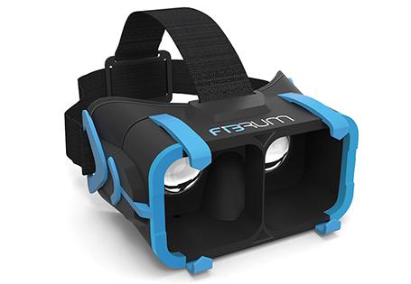 Шлем виртуальной реальности Fibrum Pro от Madrobots