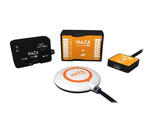 Полетный контроллер DJI Naza-M V2 от Madrobots