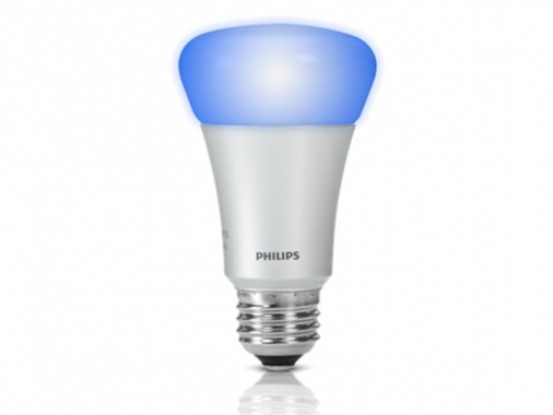 Лампочка Philips Hue Connected Bulb Single Pack madrobots.ru 4190.000