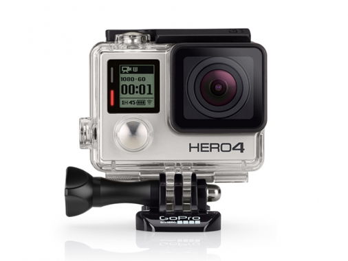 Экшн-камера GoPro HERO4 Silver Edition от Madrobots