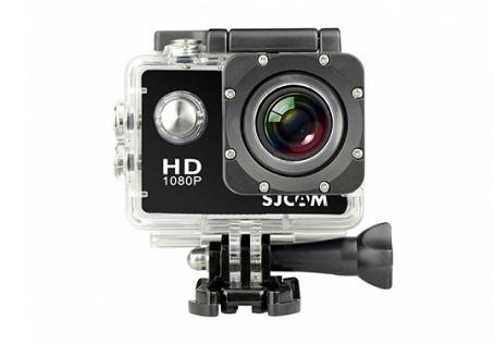 Экшн-камера SJCAM SJ4000 от Madrobots