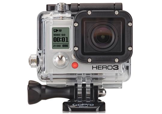 Экшн-камера HD HERO3 Black Edition Surf от Madrobots