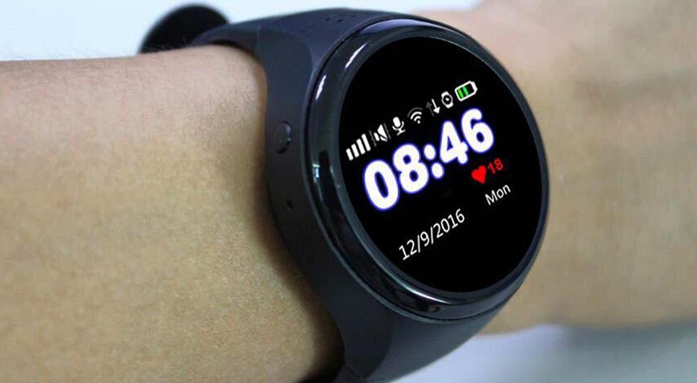 Электронные мужские часы
