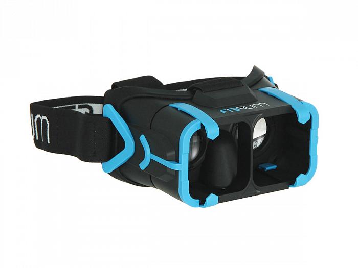 Очки виртуальной реальности fibrum отзывы куплю glasses в комсомольск на амуре
