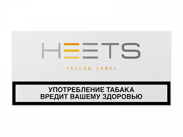Табачные стики HEETS from Parliament Yellow Label (блок)